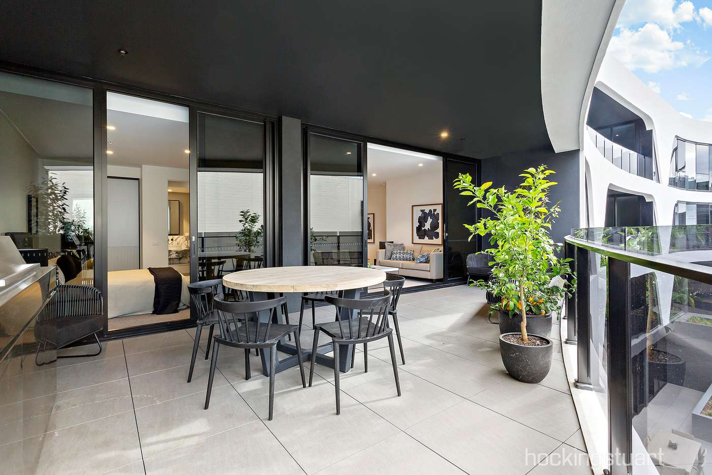 Main view of Homely apartment listing, 202/131 Church Street, Hawthorn VIC 3122
