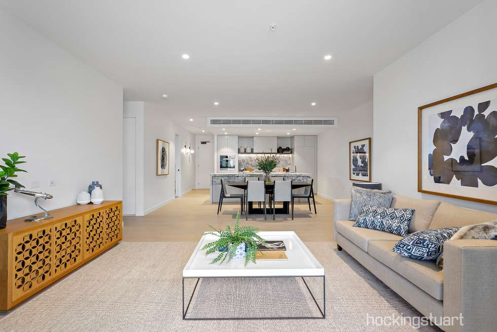 Second view of Homely apartment listing, 202/131 Church Street, Hawthorn VIC 3122
