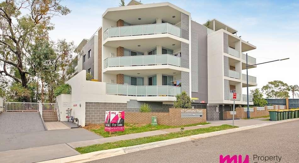 2/47 Santana Road, Campbelltown NSW 2560