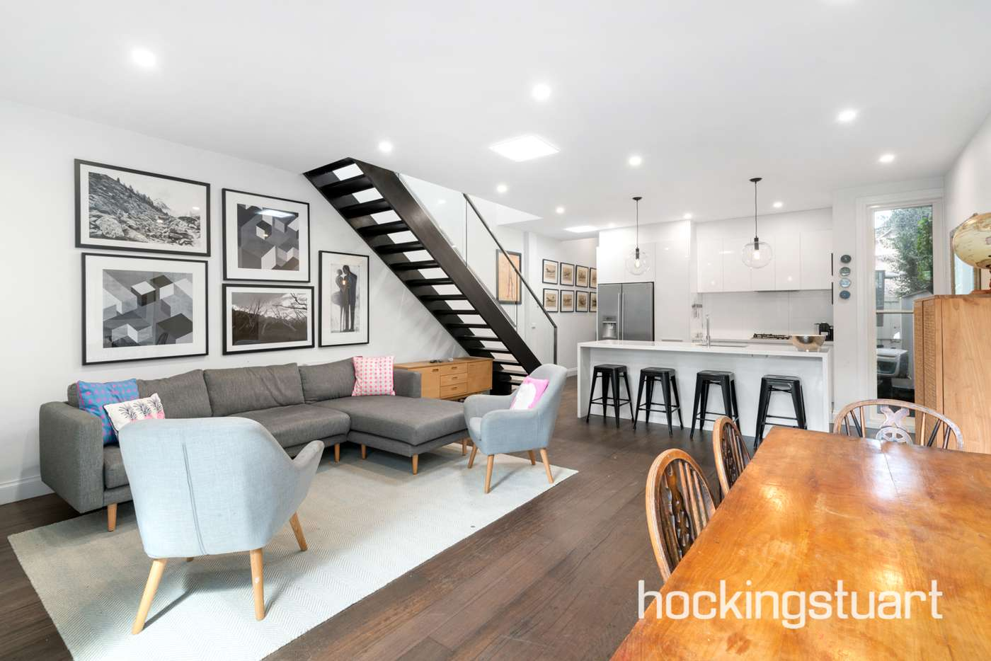 Main view of Homely house listing, 93 Nelson Road, South Melbourne, VIC 3205