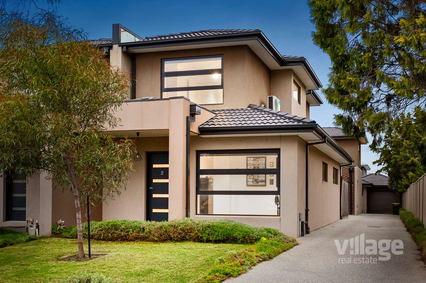 Main view of Homely townhouse listing, 2/229 Woods Street, Newport, VIC 3015