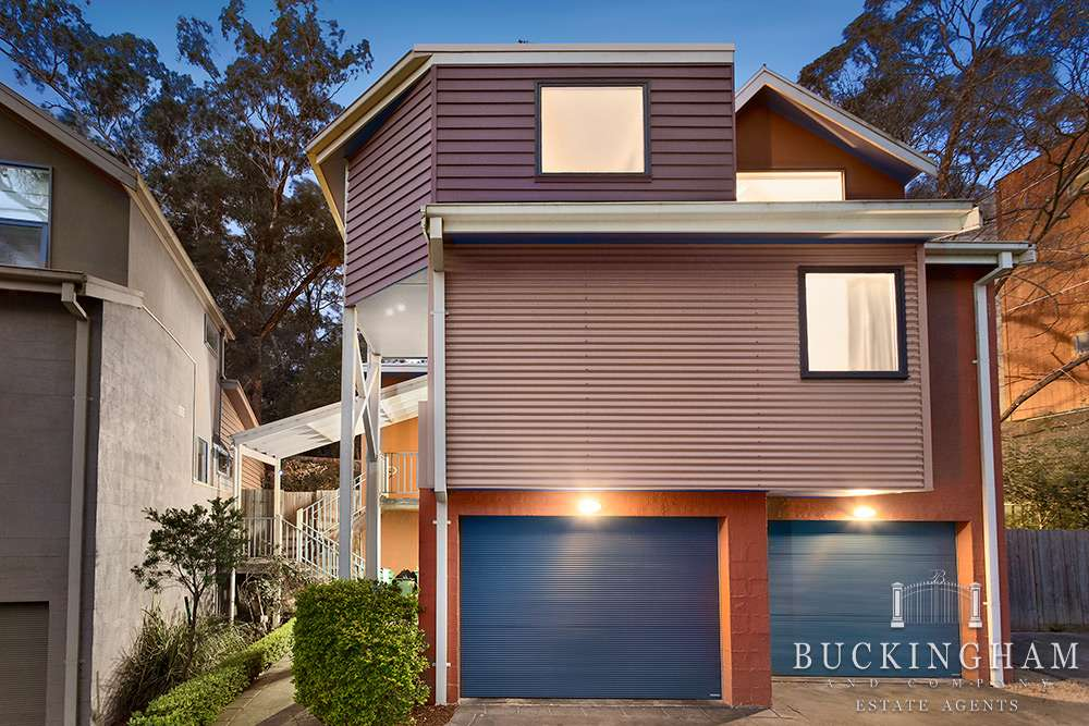 Main view of Homely townhouse listing, 5/72 Diamond Creek Road, Greensborough, VIC 3088