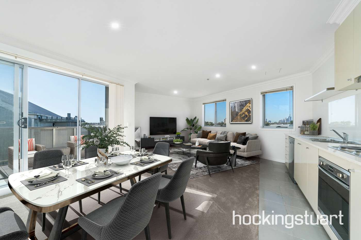 Main view of Homely apartment listing, 35/97 Brickworks Drive, Brunswick, VIC 3056