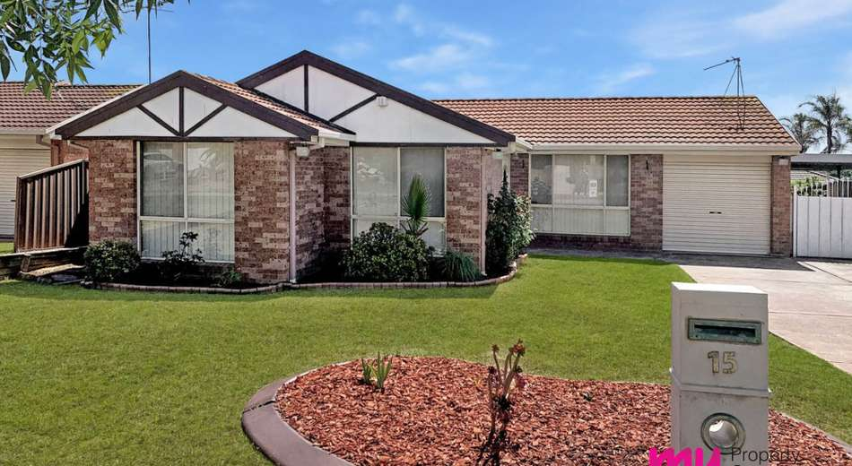 15 Frost Avenue, Narellan NSW 2567