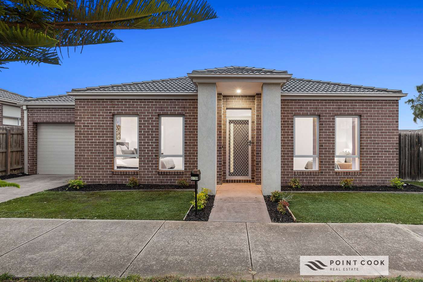 Main view of Homely unit listing, 2/39 Santander Crescent, Point Cook, VIC 3030