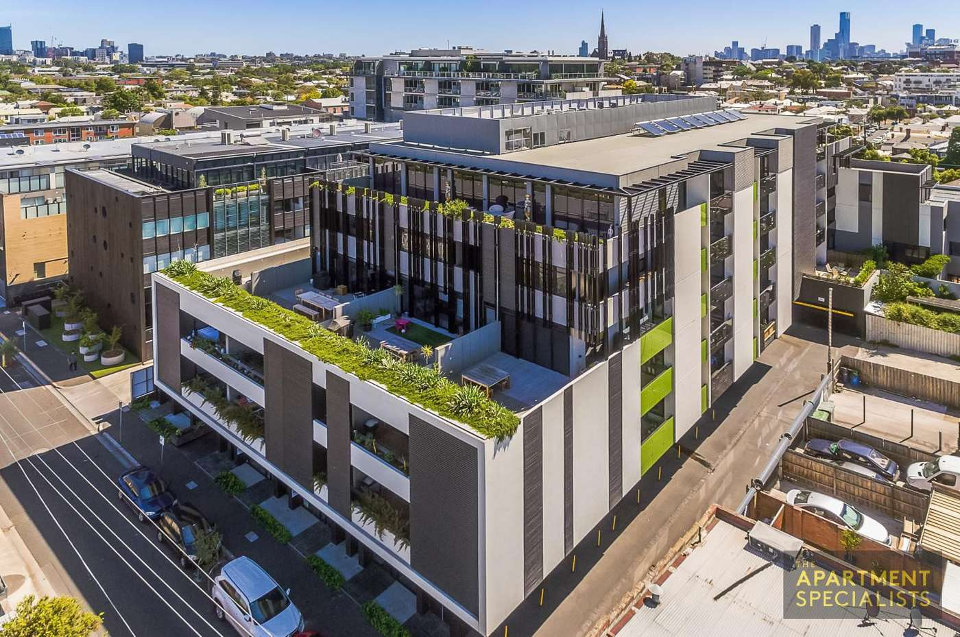 Main view of Homely apartment listing, 217/6 Lord Street, Richmond, VIC 3121