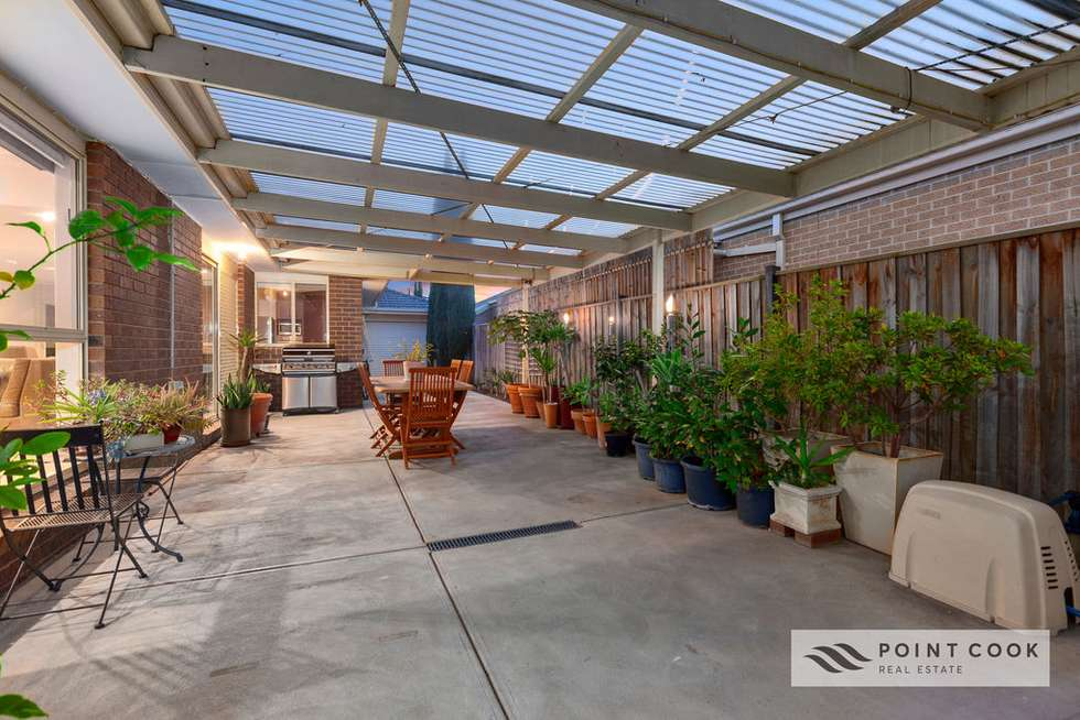 Second view of Homely house listing, 22 Maidenhair Drive, Point Cook VIC 3030