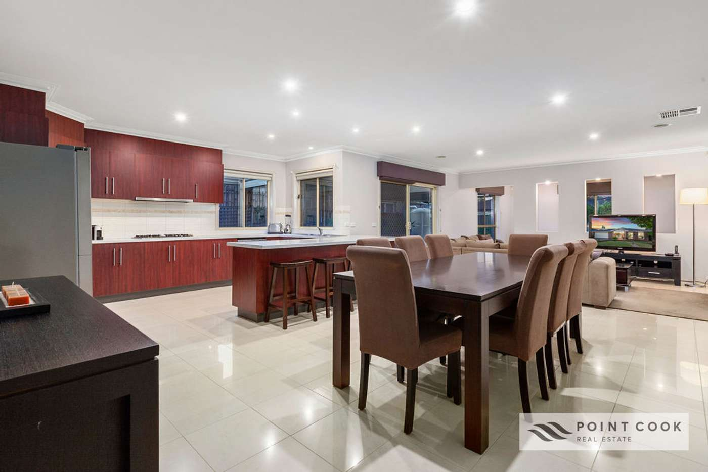 Seventh view of Homely house listing, 22 Maidenhair Drive, Point Cook VIC 3030