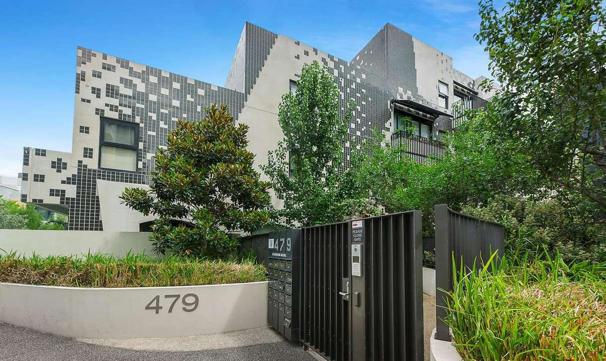 Main view of Homely apartment listing, 106/479 Cardigan Street, Carlton, VIC 3053