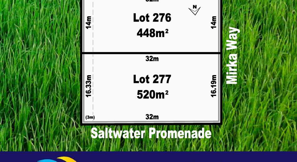 Lot 276/277 Mirka Way