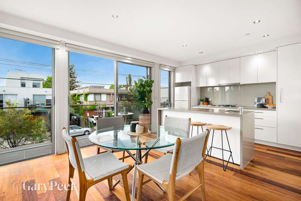 Second view of Homely apartment listing, 3/19 Gourlay Street, St Kilda East VIC 3183