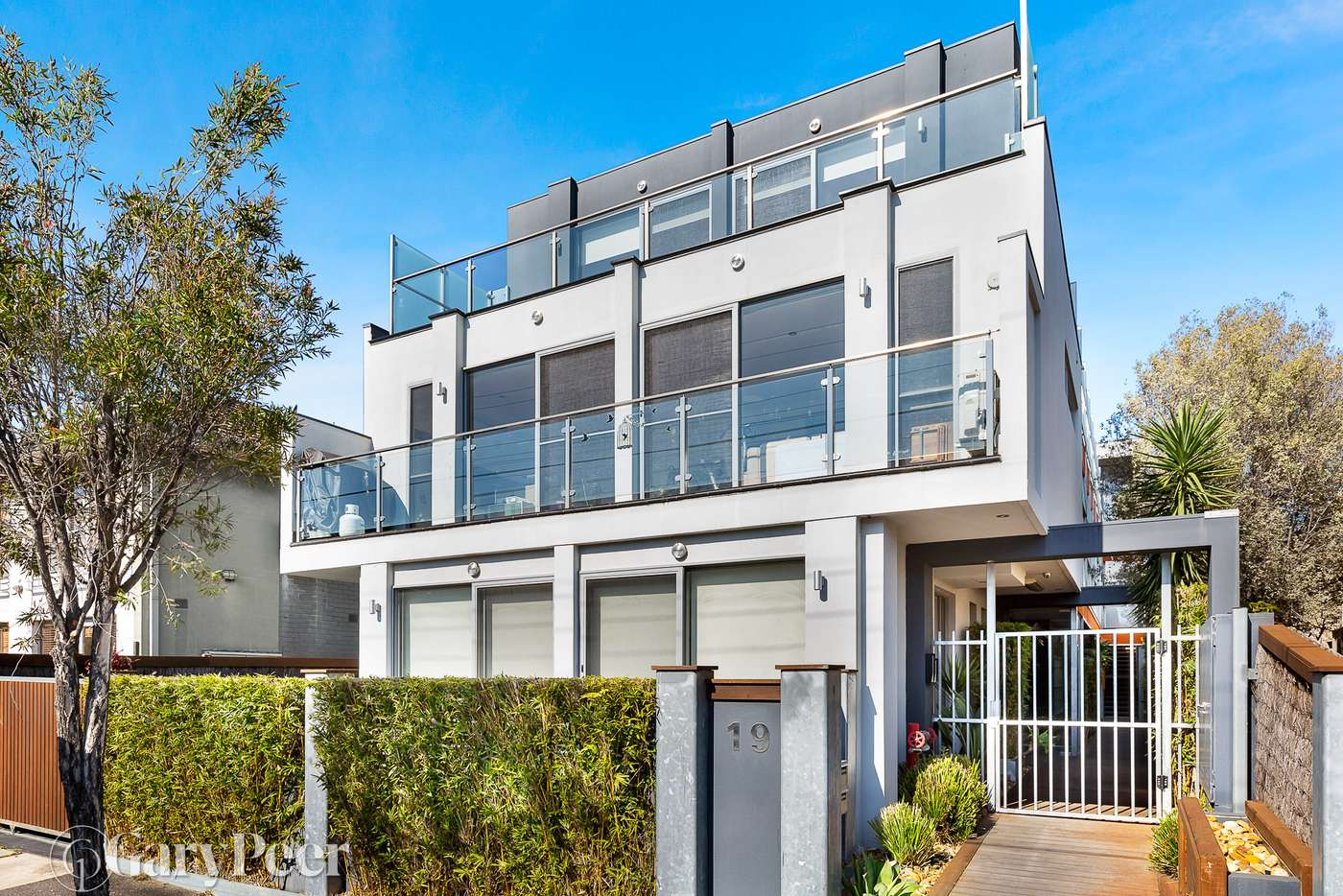 Sixth view of Homely apartment listing, 3/19 Gourlay Street, St Kilda East VIC 3183