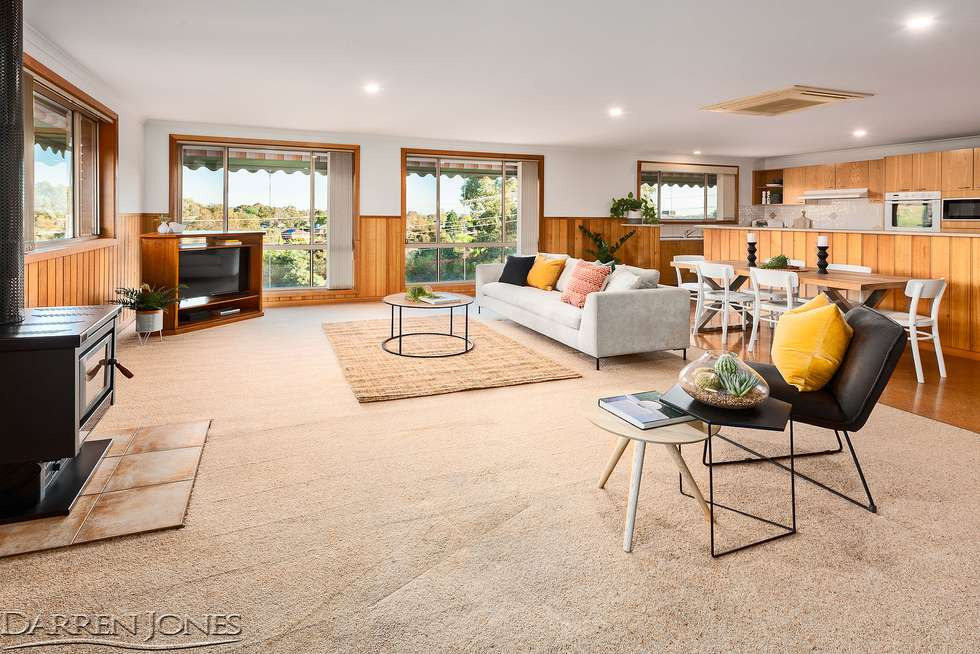 Second view of Homely house listing, 17 Highview Crescent, Macleod VIC 3085