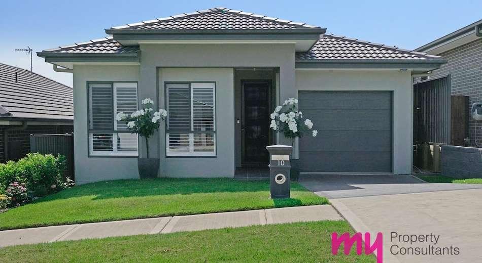 10 Austen Boulevard, Spring Farm NSW 2570