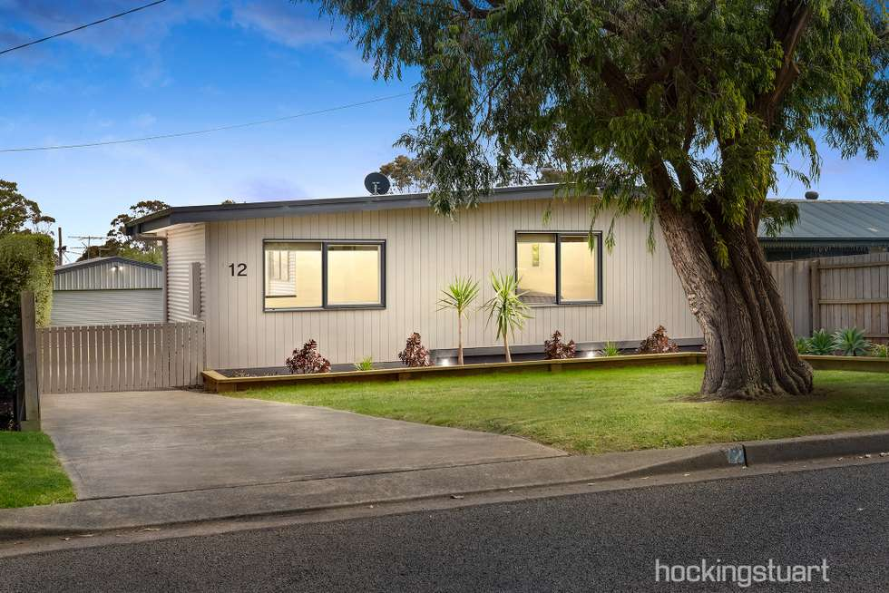 Second view of Homely house listing, 12 Iris Street, Dromana VIC 3936