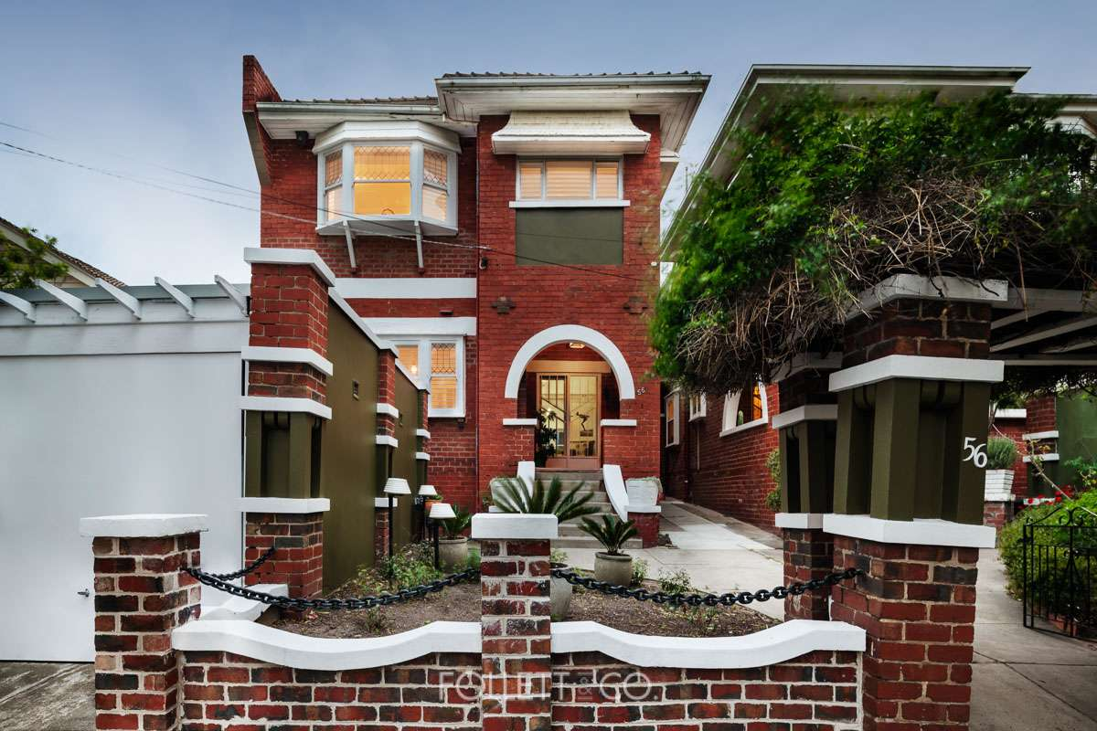 Main view of Homely house listing, 56 Wilgah Street, St Kilda East, VIC 3183