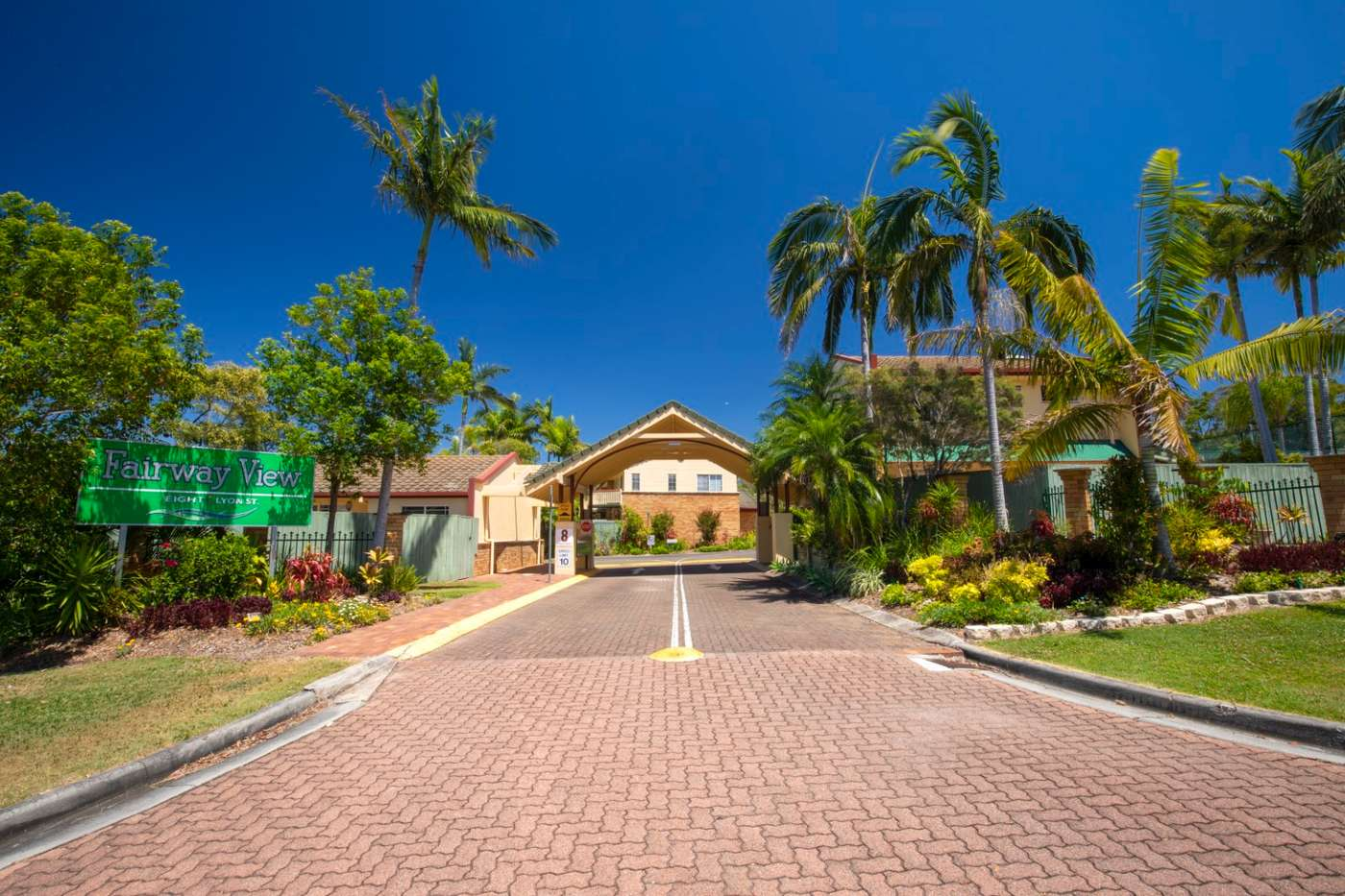 Main view of Homely unit listing, 43/8 Lyon Street, Dicky Beach, QLD 4551
