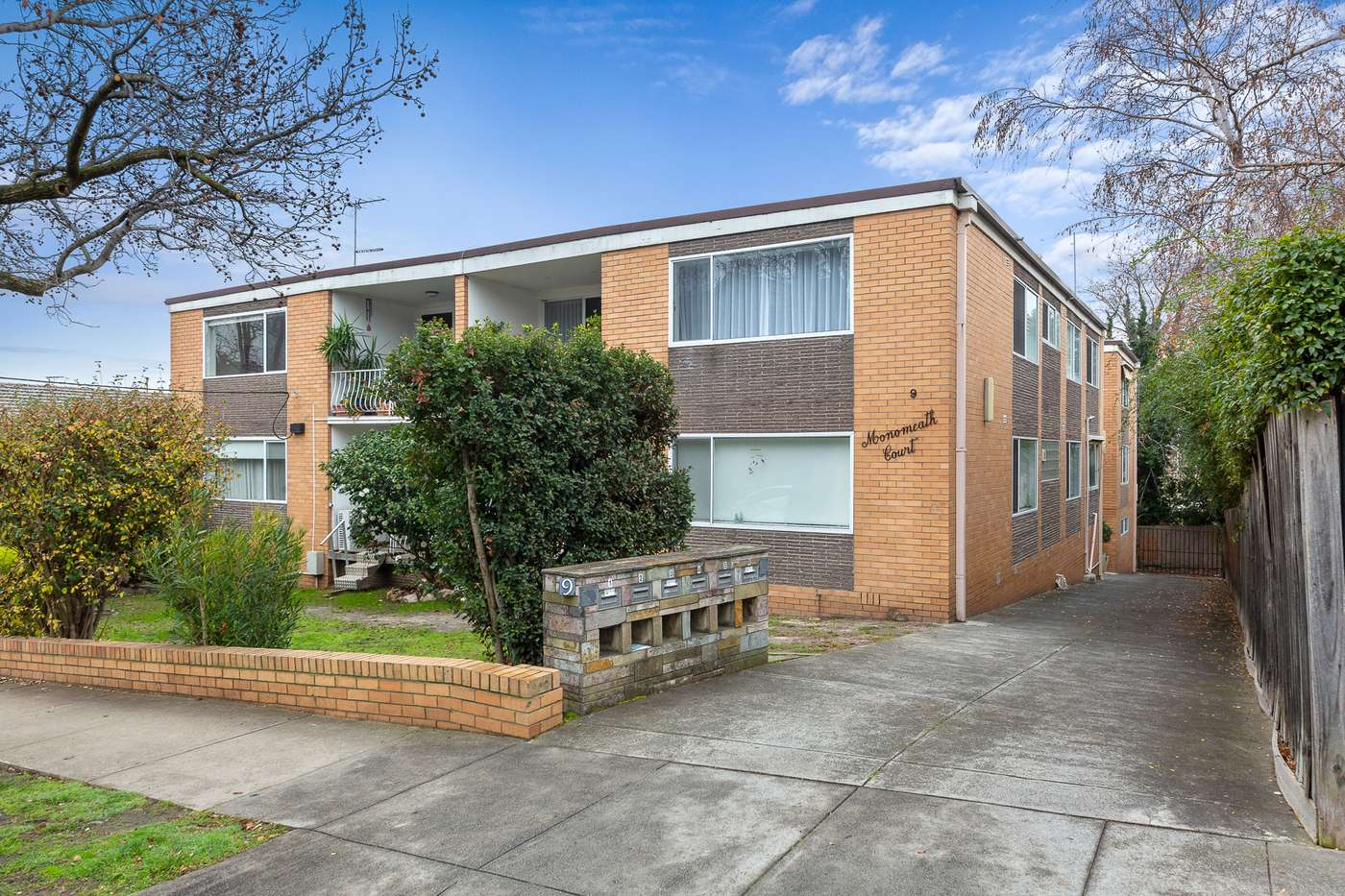 Main view of Homely apartment listing, 2/9 Monomeath Avenue, Toorak, VIC 3142