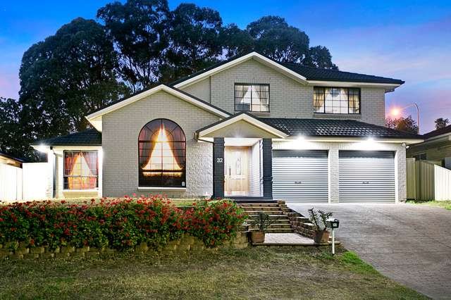32 Galloway Crescent, St Andrews NSW 2566