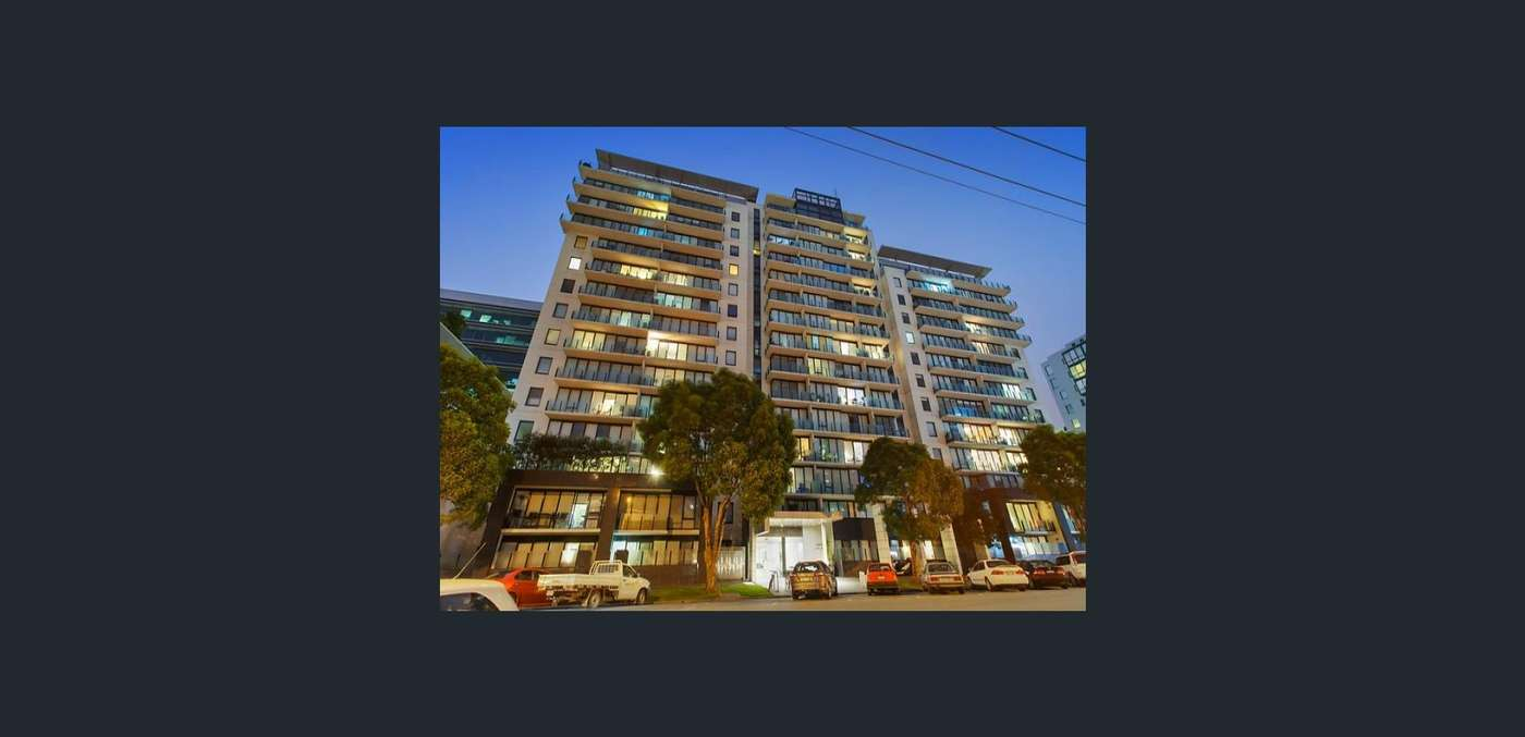 Main view of Homely apartment listing, 1115/38 Bank Street, South Melbourne, VIC 3205