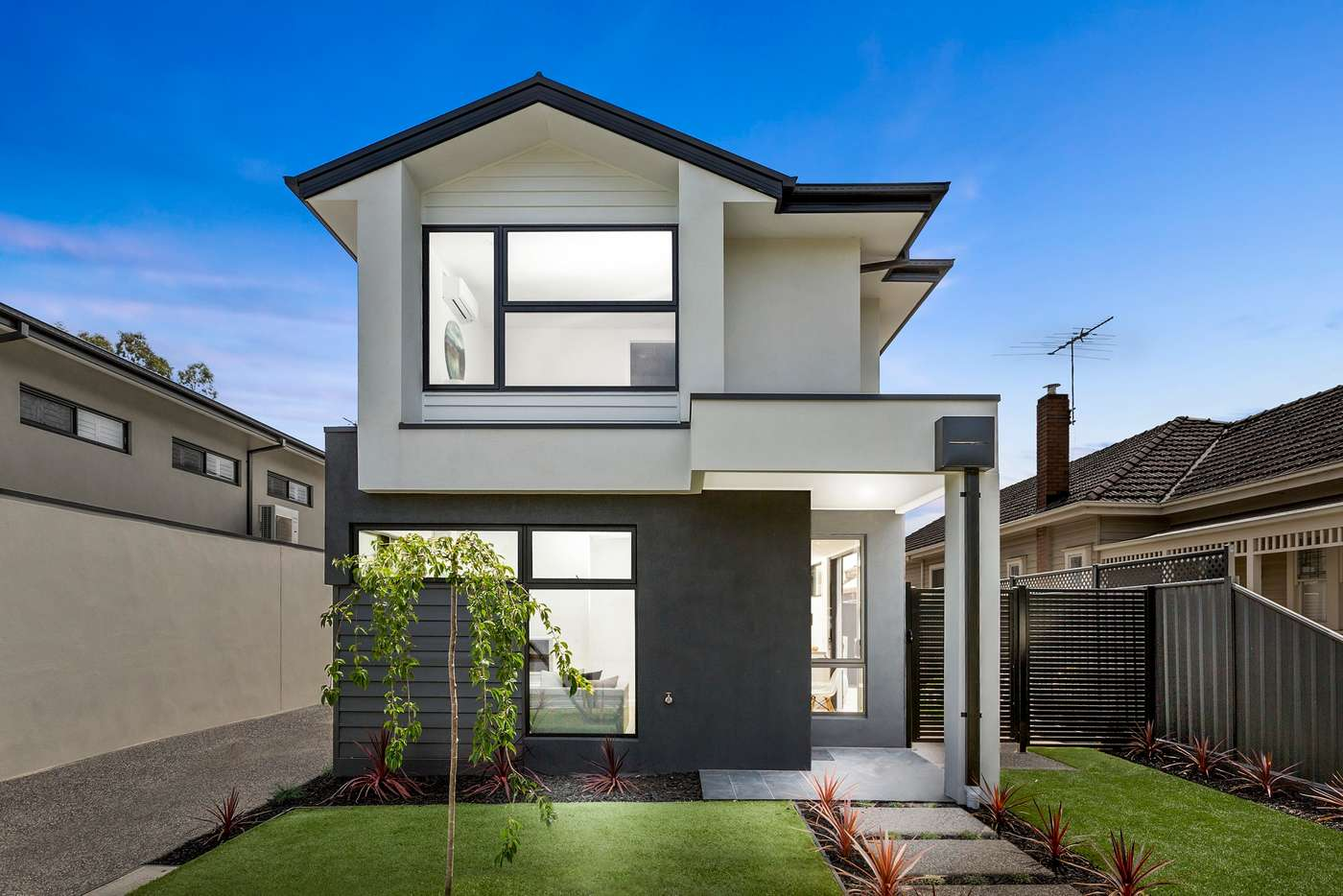 Main view of Homely townhouse listing, 1/72 Bishop Street, Yarraville, VIC 3013
