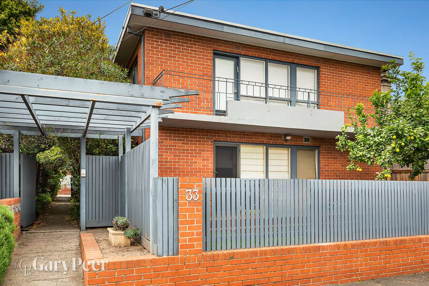 Main view of Homely unit listing, 2/33 Elm Grove, St Kilda East, VIC 3183