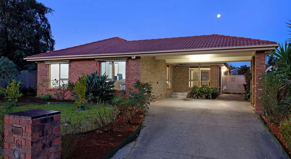 51 Liberty Avenue, Rowville VIC 3178