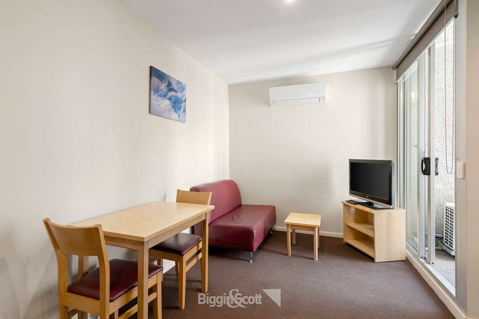 Second view of Homely apartment listing, 3401/478 Swanston Street, Carlton VIC 3053