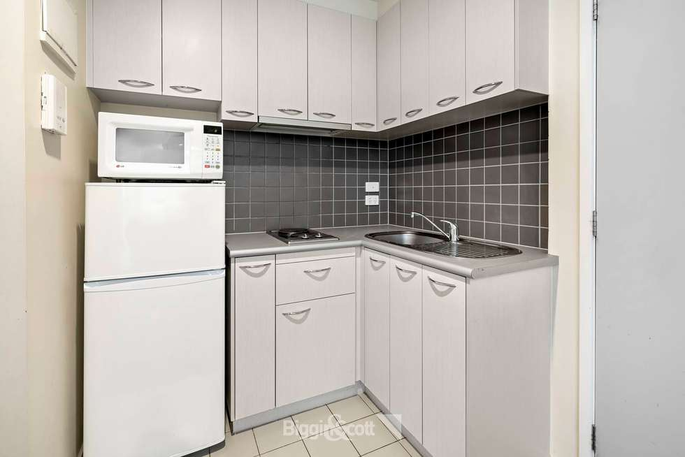 Third view of Homely apartment listing, 3401/478 Swanston Street, Carlton VIC 3053