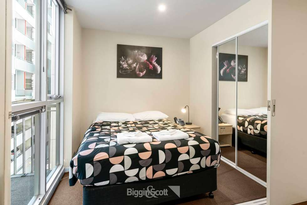 Fourth view of Homely apartment listing, 3401/478 Swanston Street, Carlton VIC 3053