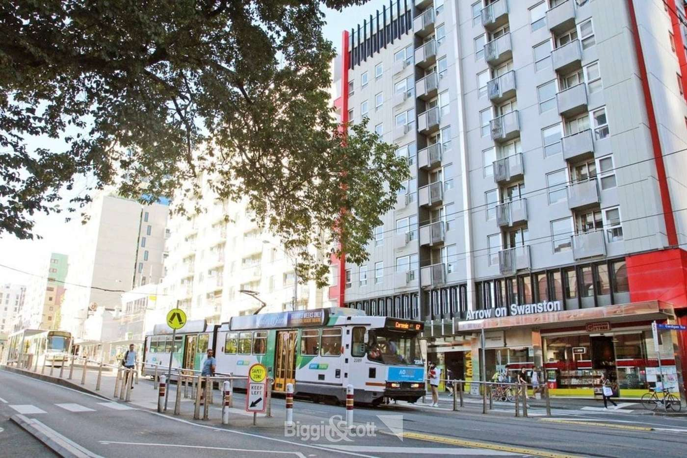 Sixth view of Homely apartment listing, 3401/478 Swanston Street, Carlton VIC 3053