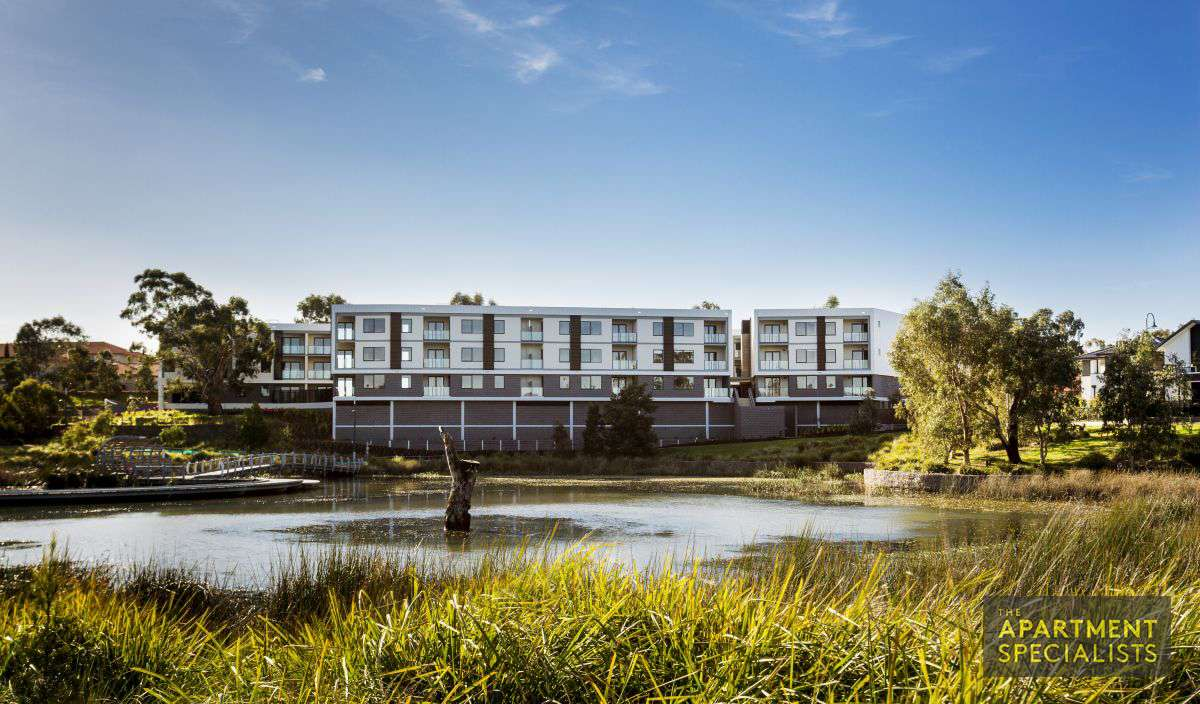 Main view of Homely apartment listing, 204/87 Janefield Drive, Bundoora, VIC 3083
