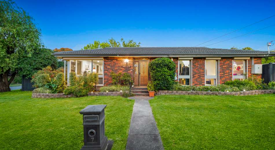 7 Fisher Court, Bayswater North VIC 3153
