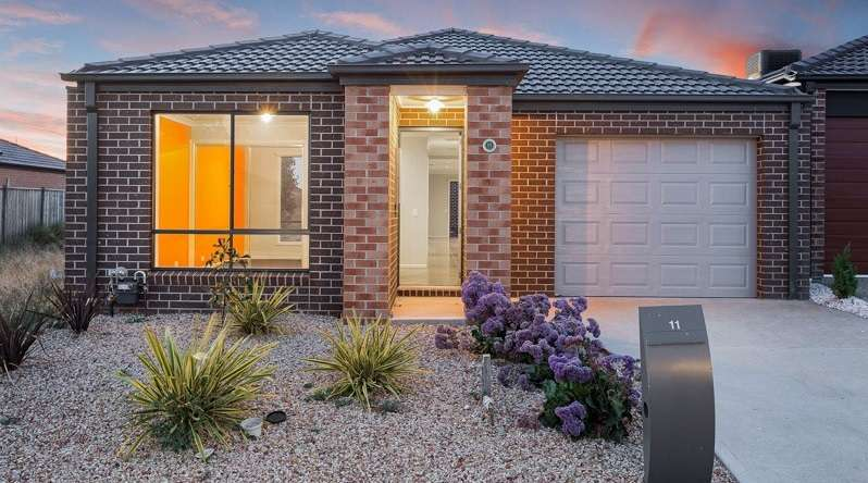 Main view of Homely house listing, 11 Mercedes Drive, Tarneit, VIC 3029