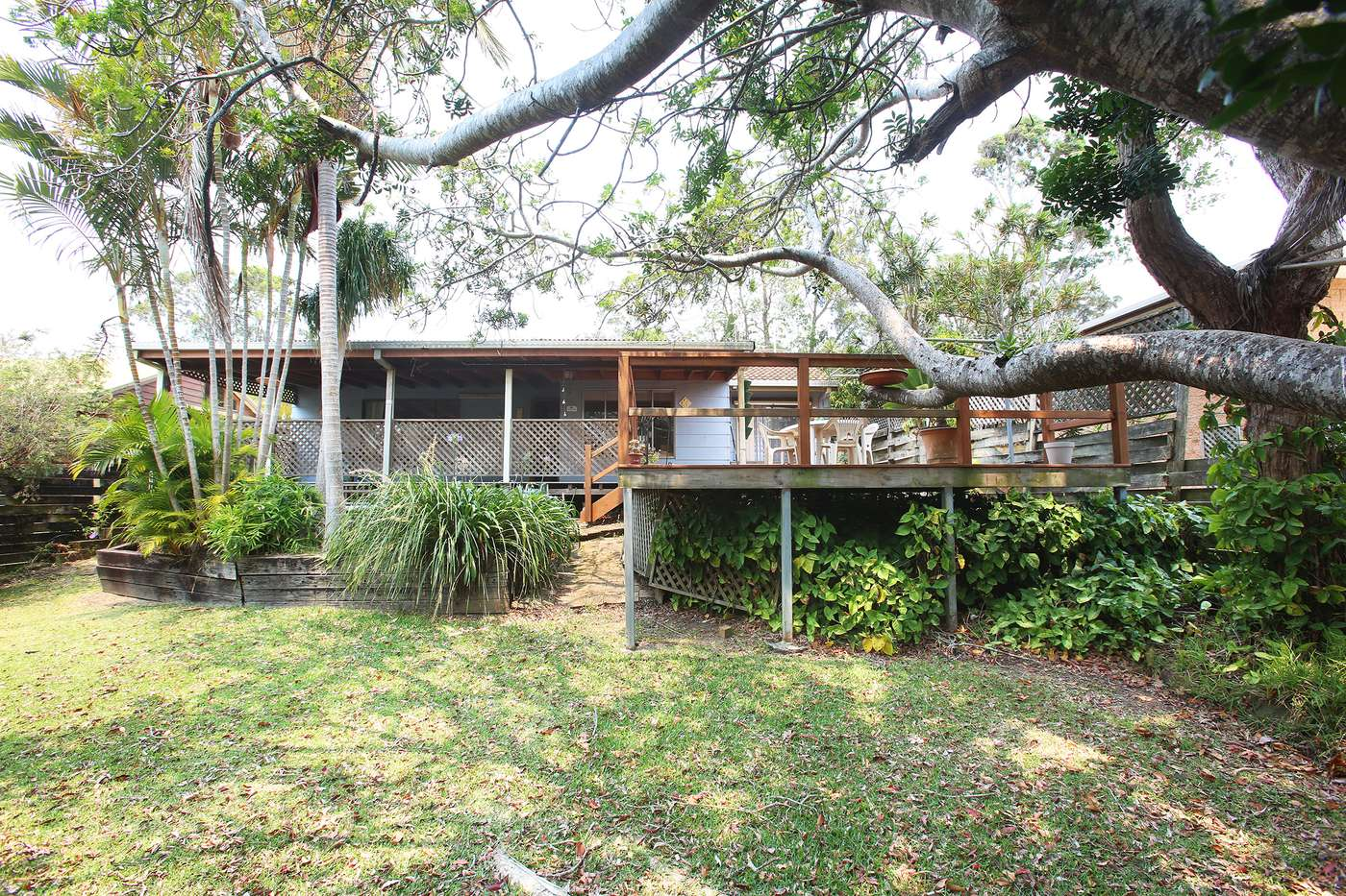 Main view of Homely house listing, 26 Bluff Road, Emerald Beach, NSW 2456