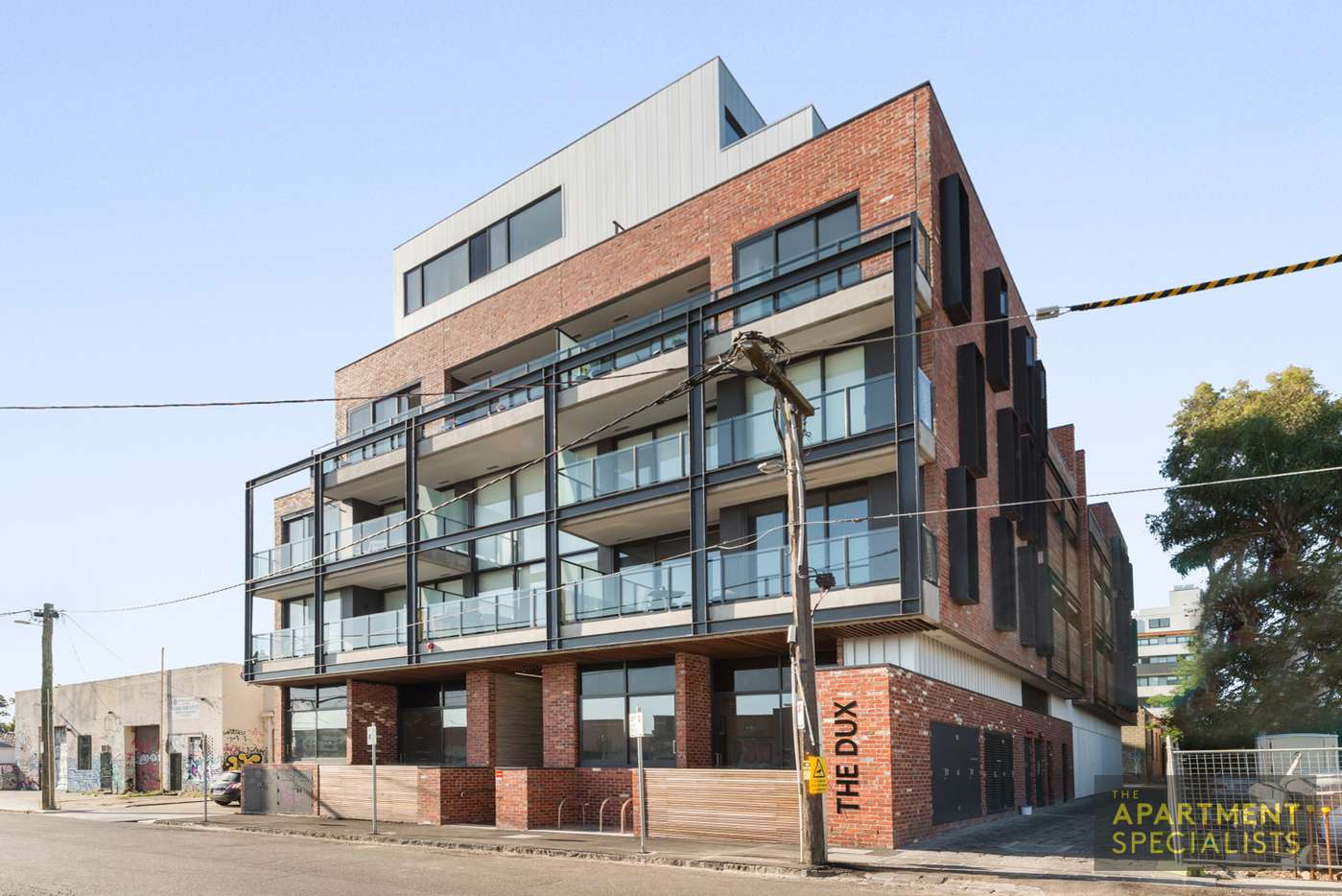 Main view of Homely apartment listing, 302/2 Duckett Street, Brunswick, VIC 3056