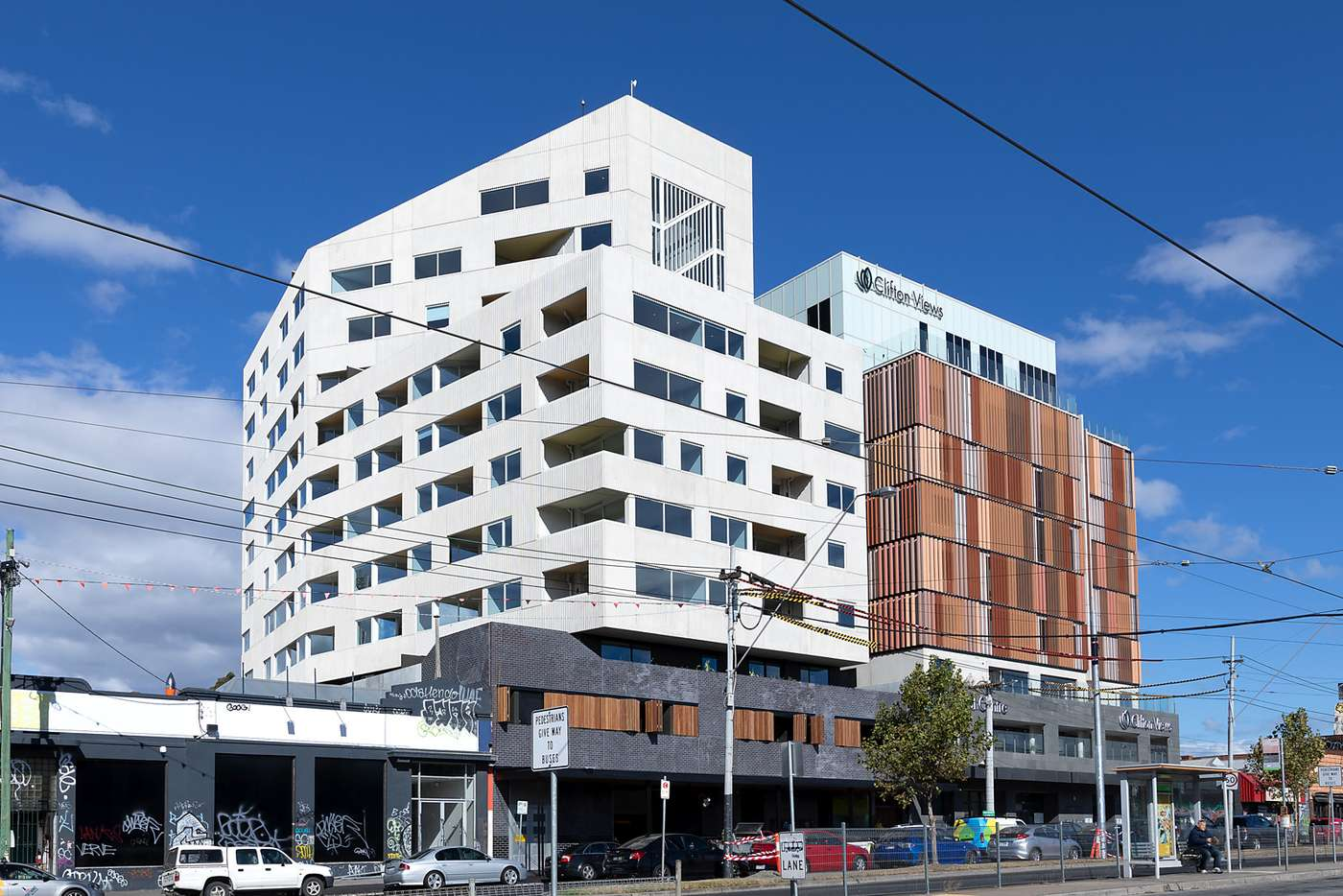 Main view of Homely apartment listing, 303/245 Queens Parade, Fitzroy North, VIC 3068