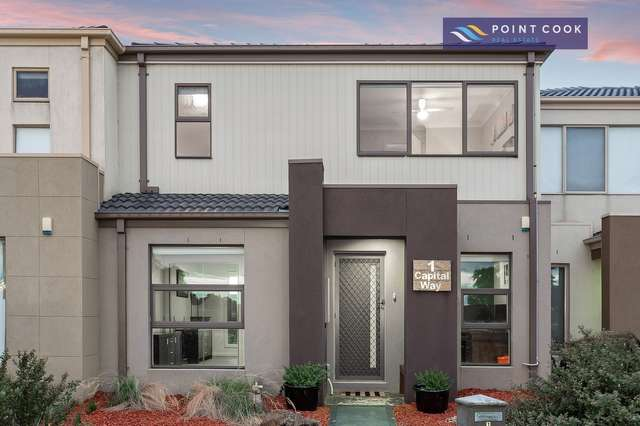 1 Capital Way, Point Cook VIC 3030