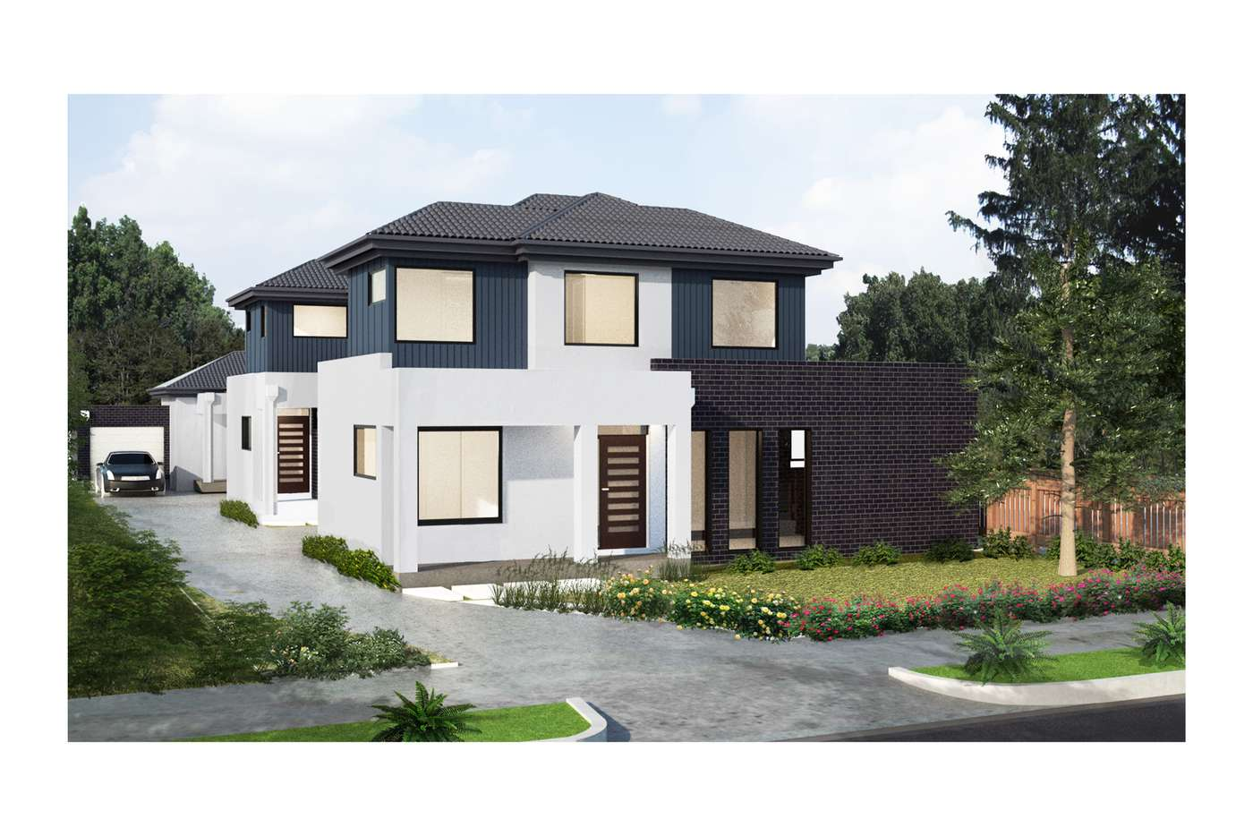Main view of Homely townhouse listing, 3/29 Belmont Road West, Croydon South VIC 3136