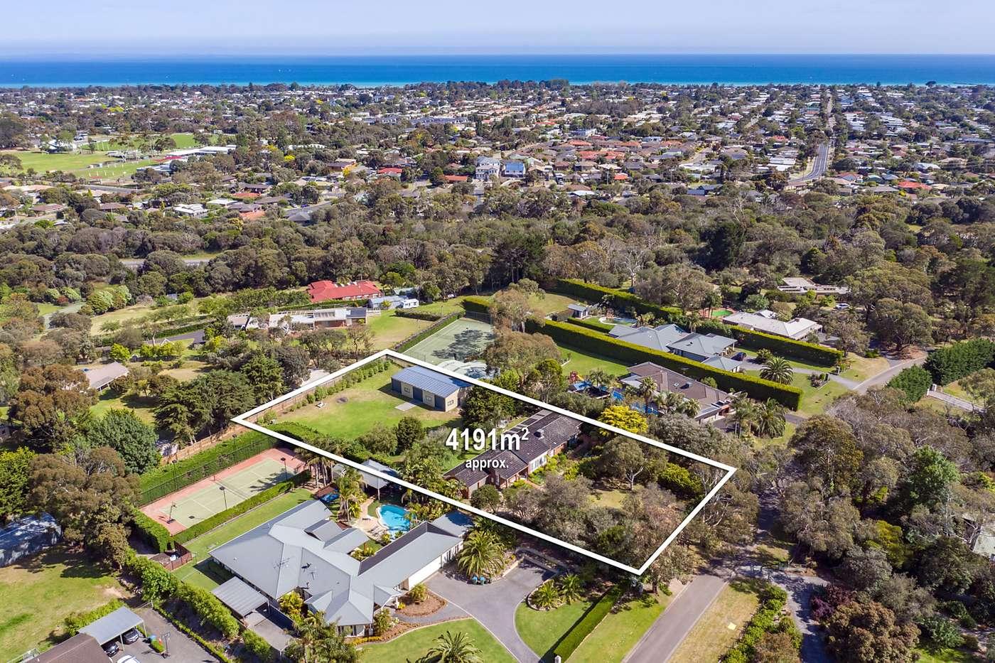 Main view of Homely house listing, 55 Lockhart Drive, Rosebud, VIC 3939