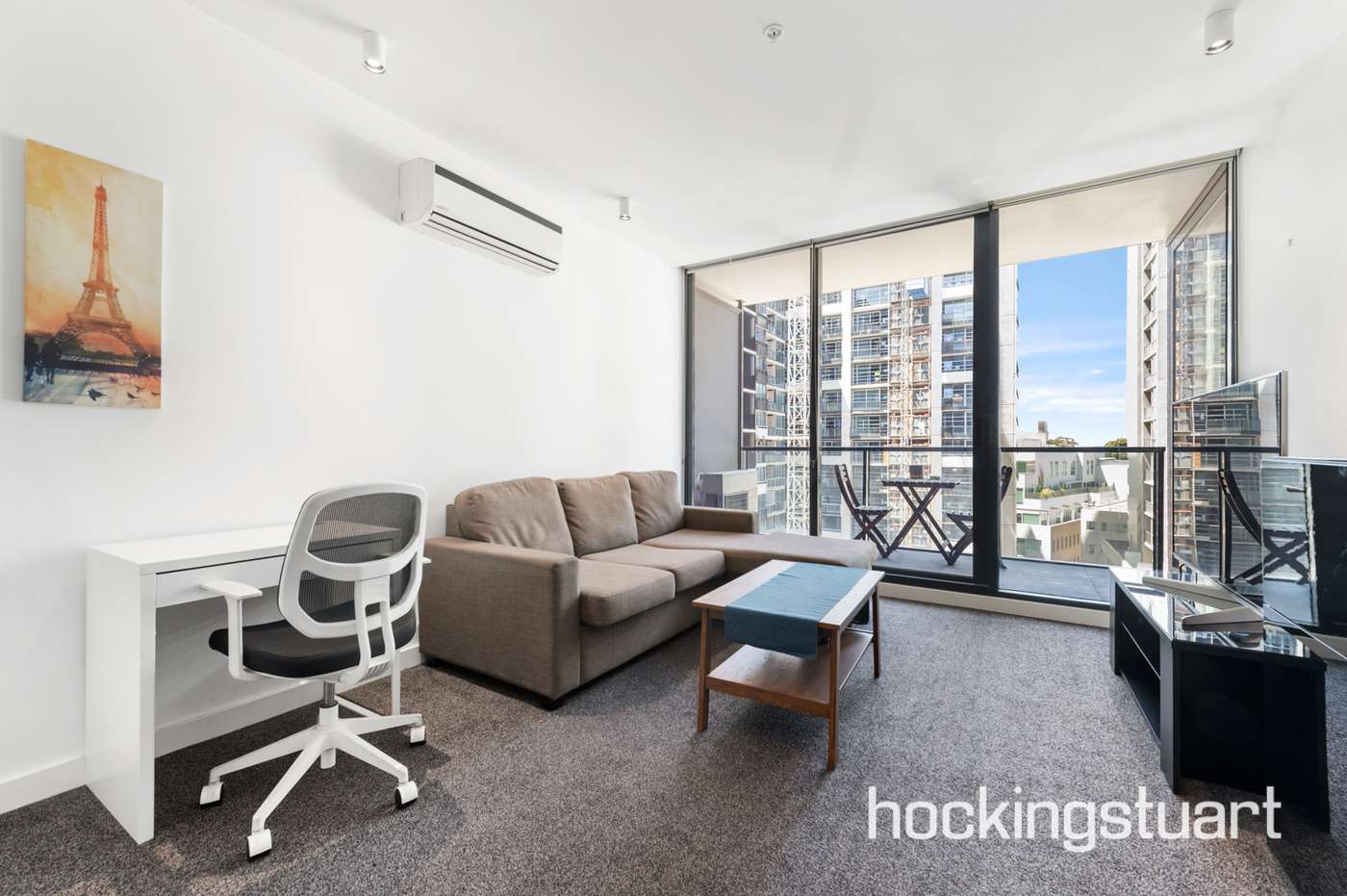 Main view of Homely apartment listing, 1212/39 Coventry Street, Southbank, VIC 3006