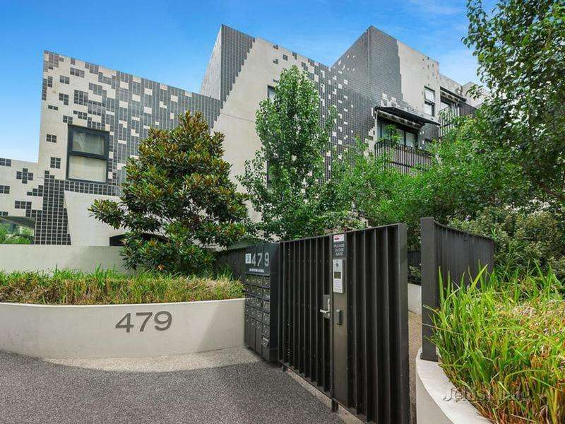 Main view of Homely apartment listing, 303/479 Cardigan Street, Carlton, VIC 3053