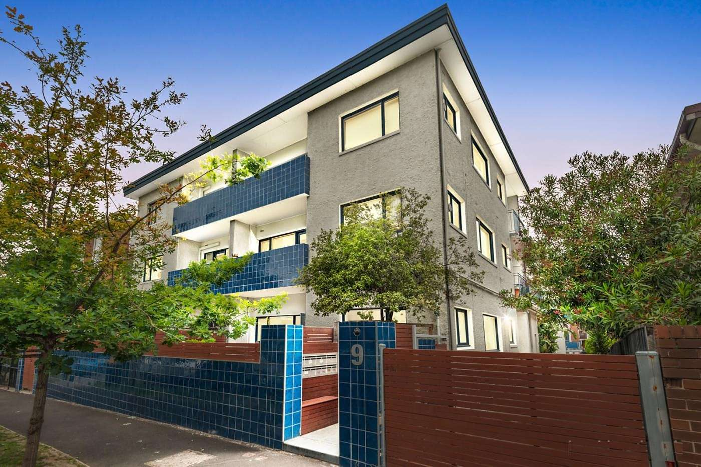 Main view of Homely apartment listing, 13/9 Herbert Street, St Kilda VIC 3182