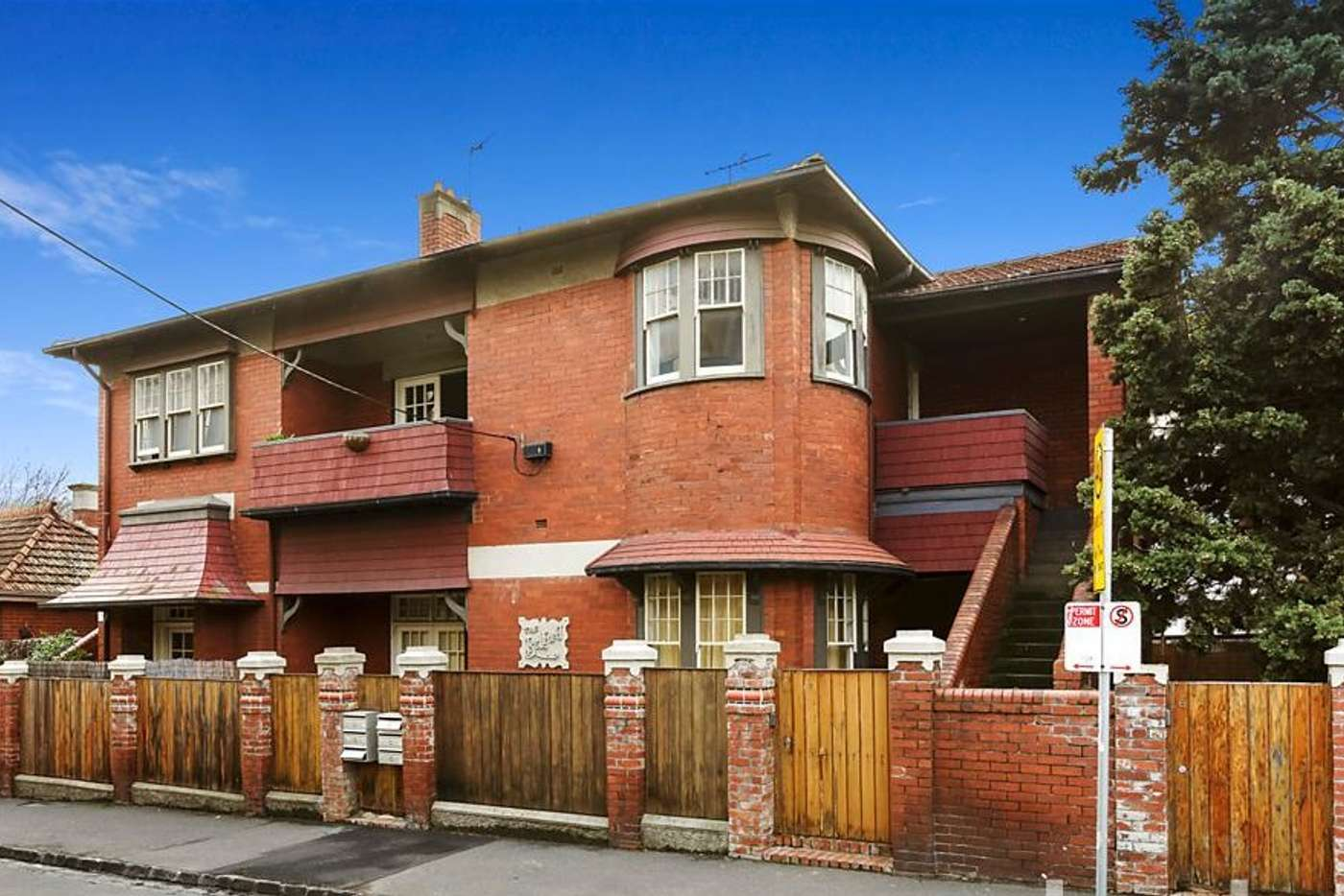 Main view of Homely apartment listing, 6/24 Belford Street, St Kilda VIC 3182
