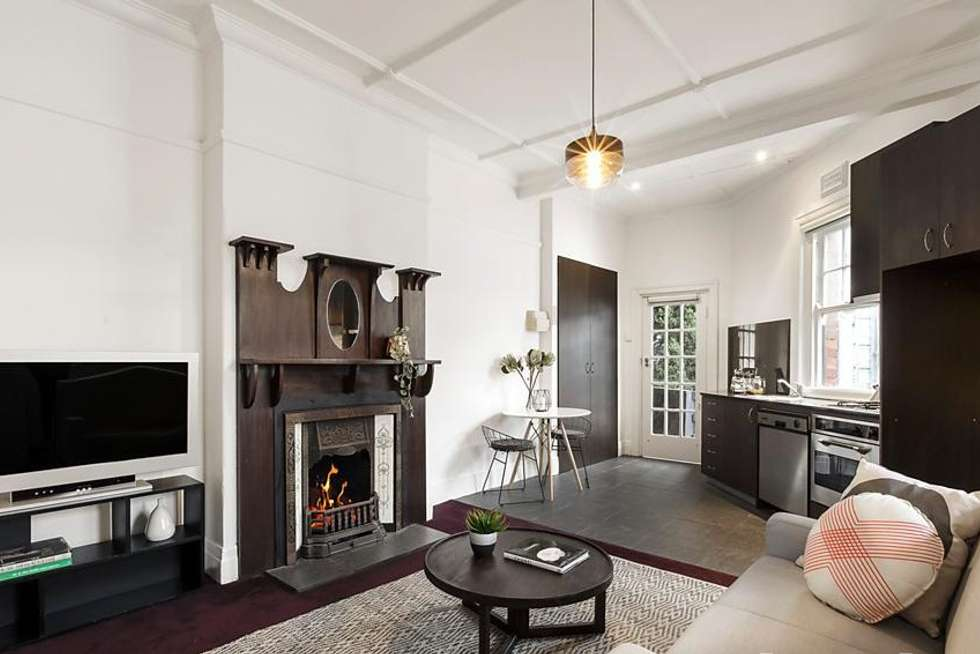 Second view of Homely apartment listing, 6/24 Belford Street, St Kilda VIC 3182