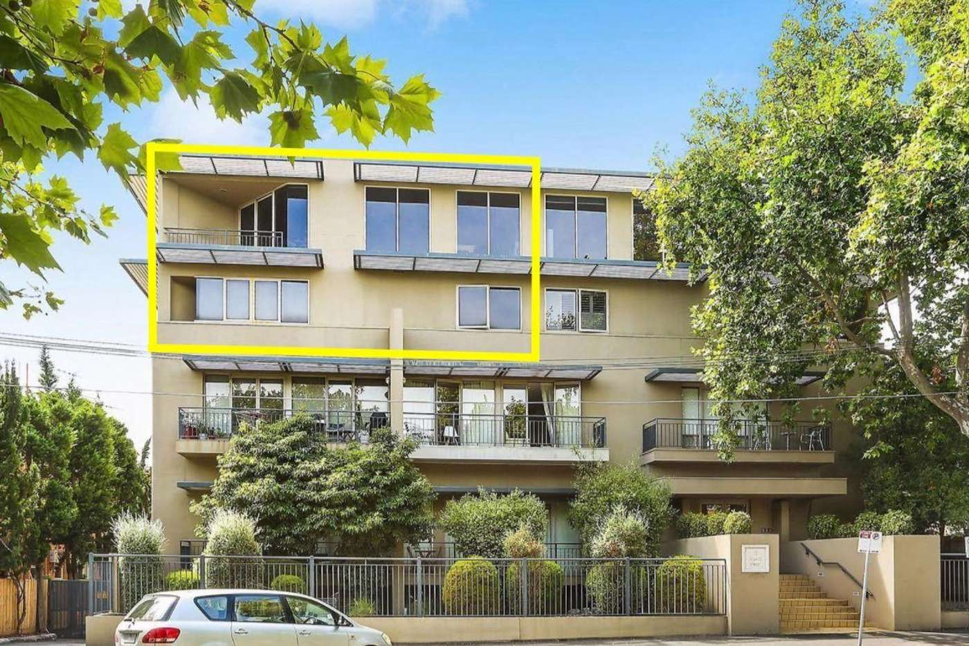 Main view of Homely apartment listing, 22/12 Acland Street, St Kilda VIC 3182
