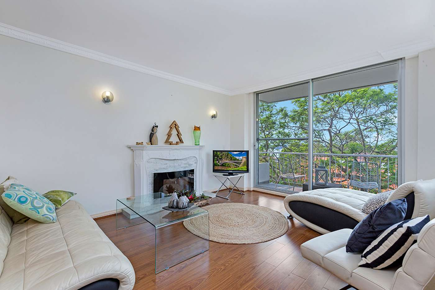 Main view of Homely apartment listing, 8/25 Harriette Street, Kurraba Point NSW 2089