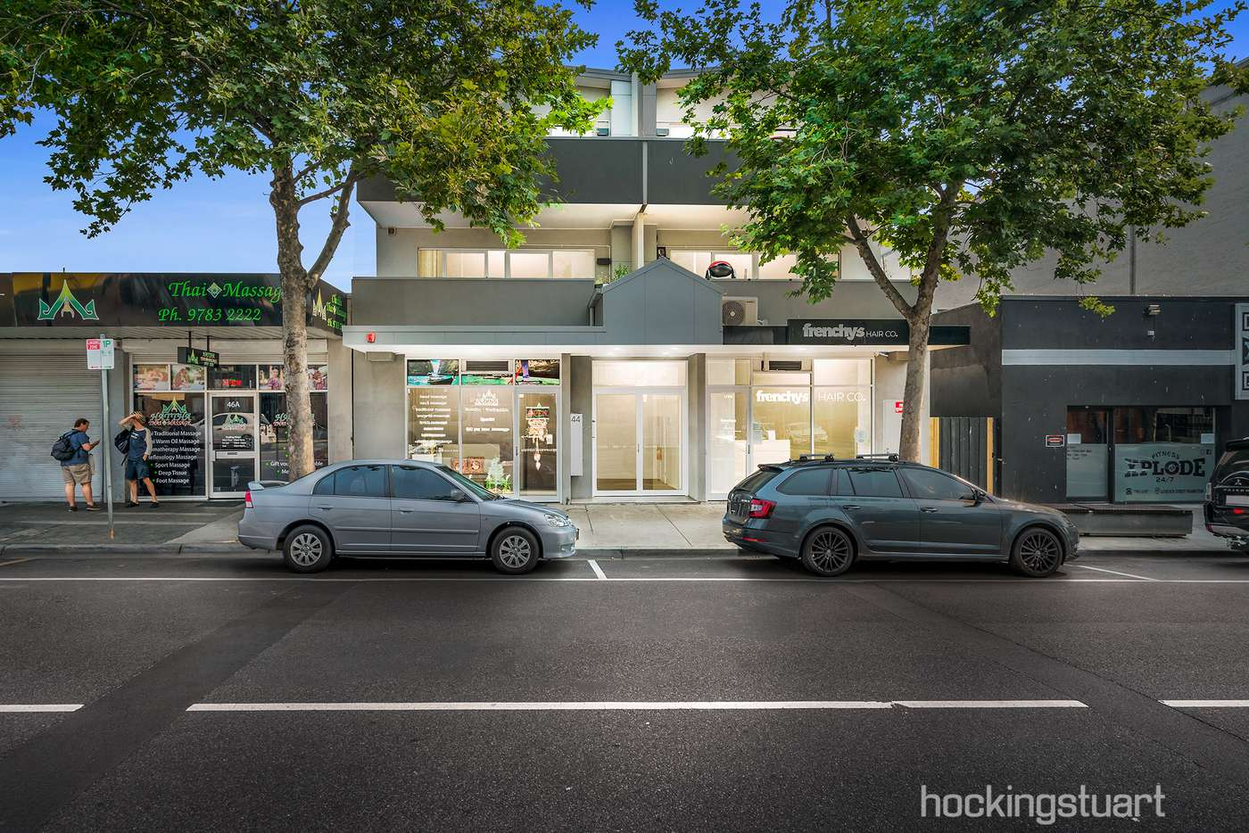 Main view of Homely apartment listing, 202/44 Beach Street, Frankston VIC 3199