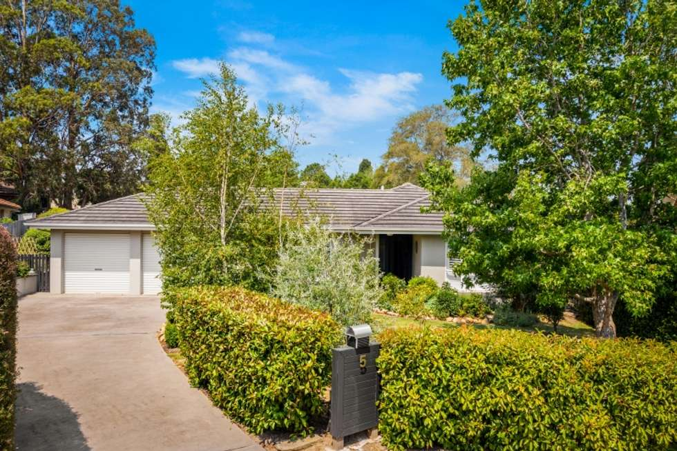 Second view of Homely house listing, 5 Edith Court, Bowral NSW 2576