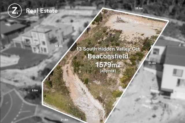 13 South Hidden Valley Circuit, Beaconsfield VIC 3807